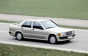 Mercedes 190 E : 1983 mercedes benz 190 e 2 3 16 review ~ Medecine-chirurgie-esthetiques.com Avis de Voitures