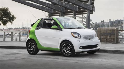 smart fortwo electric drive cabriolet review fun