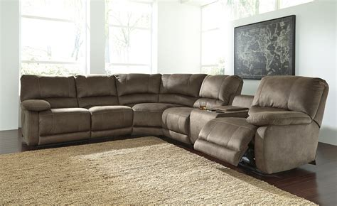 ashley furniture reclining sofa buy ashley furniture seamus powered reclining sectional