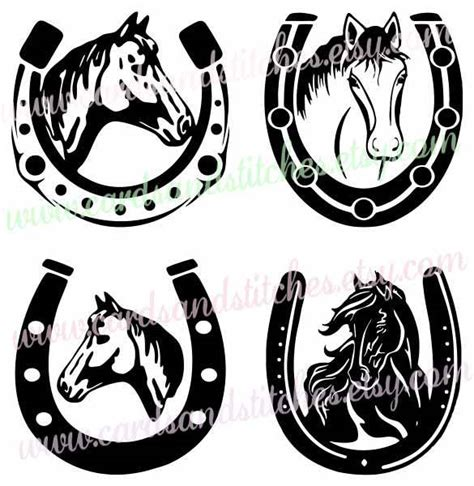Download your free svg cut file and create your personal diy project with these beautiful quotes or designs. Horses SVG Horseshoes SVG Western SVG Digital Cutting