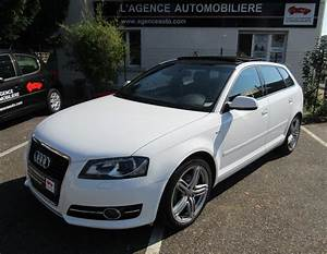 Audi A3 S Line Occasion : audi a3 sportback s line 2 0 tdi 140 pack chrome occasion colmar pas cher voiture occasion haut ~ Medecine-chirurgie-esthetiques.com Avis de Voitures