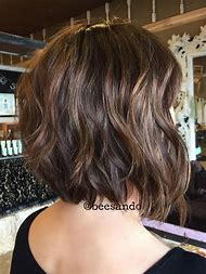 2018 Short Bob Hairstyles for Thick Hair