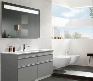 meubles salle de bains les nouveautes villeroy boch With meuble salle de bain villeroy boch