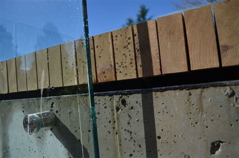 detail waterproofing deck home building  vancouver