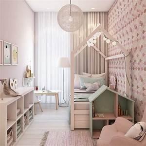 Ideen Kinderzimmer Mädchen : wunderbare ideen kinderzimmer m dchen 2 jahre und ~ Lizthompson.info Haus und Dekorationen
