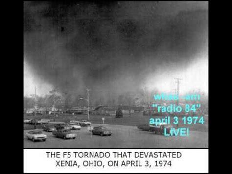 not shabby xenia ohio april 3 1974 whas radio quot superoutbreak quot part2 youtube