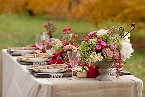 A Pretty New England Thanksgiving - The Sweetest Occasion