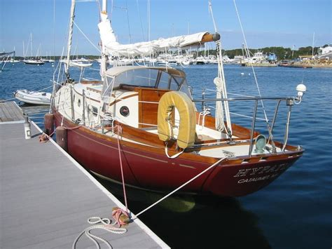 X Sailboats For Sale by 1961 Danboat Chesapeake 32 Sailboat For Sale In