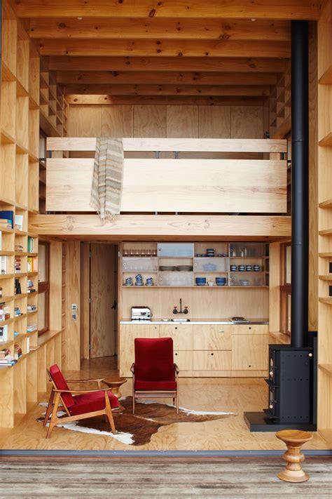 whangapoua movable beach hut  sleds idesignarch interior design architecture interior