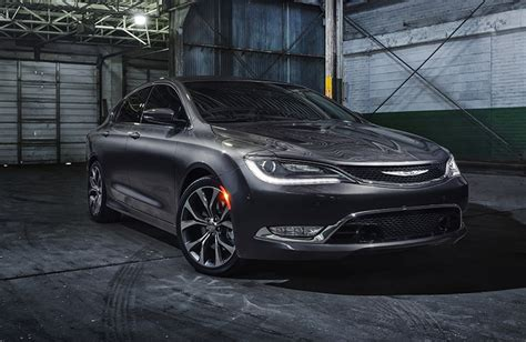 Fuel Economy Chrysler 200 by 2017 Chrysler 200 Fuel Efficiency Rating And Driving Range