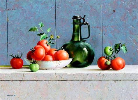 Cuadros Modernos Pinturas y Dibujos : Bodegones de