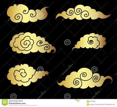 tatouage nuage japonais