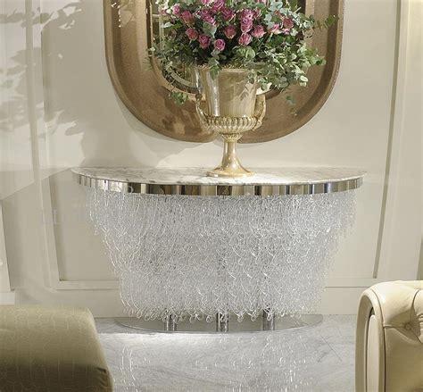 designer console table murano glass design taylor