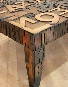 awesome idea for an art table add a piece of glass to With letter coffee table