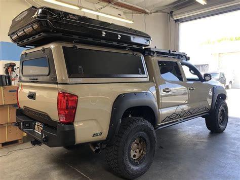 tacoma truck cap toyota canopy rld steel tent roof gen 3rd stainless gear custom rhino adventure 2nd usa