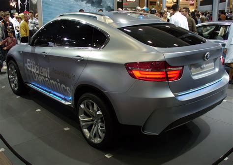 Bmw X6 Activehybrid Concept Photos News Reviews Specs