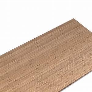 Exclusivholz Leimholzplatte Bambus 2200 X 600 X 18 Mm