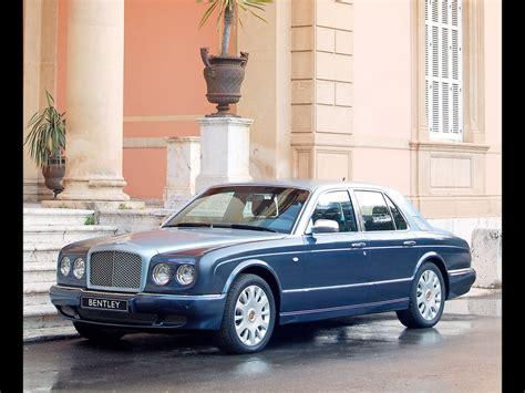 2005 Bentley Arnage R Front Angle Steps 1280x960