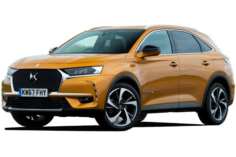 ds  crossback suv  review carbuyer