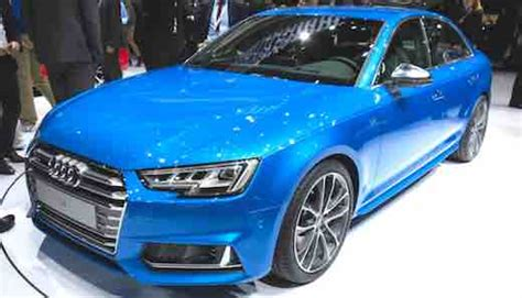 2019 Audi S4 Canada Review And Specs