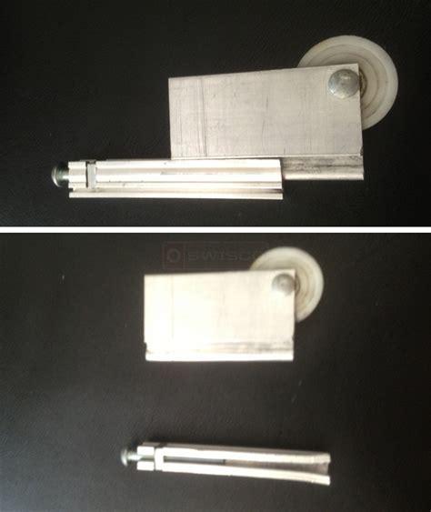 mirrored closet door rollers swisco