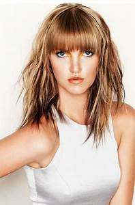 Frange Cheveux Mi Long : cheveux mi longs frange ~ Melissatoandfro.com Idées de Décoration