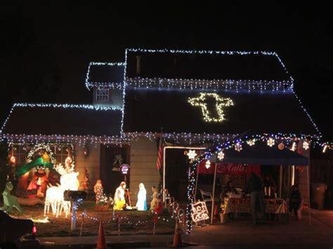 starlight circle lighting up christmas santee ca patch