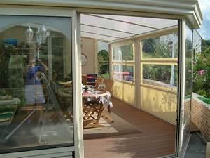 bache creation vente en ligne de bache pour toit de terrasse With rideau exterieur pour pergola 9 bache transparente terrasse