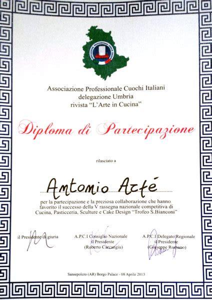diploma di cucina chef arf 232 emergenza terremoto in emilia 2012 gastronomia
