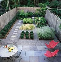 great patio design ideas for small gardens Gardens Ideas, Rai Beds Gardens, Small Backyards, Gardens ...