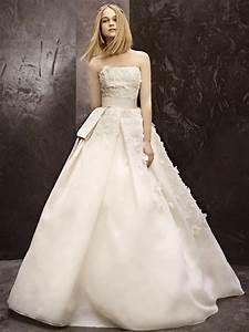 Fall 2012 wedding dress white by vera wang bridal gowns for White by vera wang wedding dress