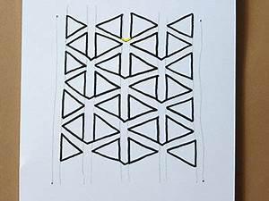 Bilder Zeichnen Für Anfänger : 3d zeichnen tangle kreativraum24 ~ Frokenaadalensverden.com Haus und Dekorationen