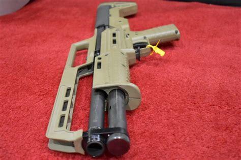 kel tec ks   ultimate bullpup shotgun shot