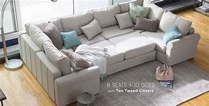 glamorous pit sectional sofa 65 on individual piece With 65 sectional sofa