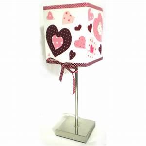 Lampe Chambre Fille : lampe petite fille billes de clowns ~ Teatrodelosmanantiales.com Idées de Décoration