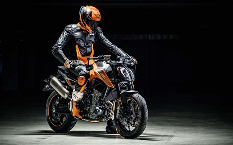 Wallpaper Ktm Duke 790, Eicma 2017, 2018, Automotive