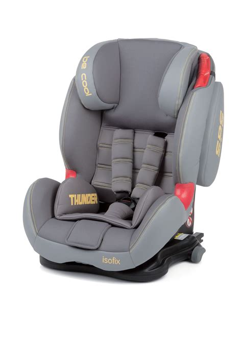 siege auto categorie 1 siege auto enfant de 1 à 12 ans thunder isofix be cool