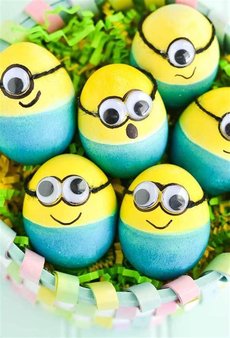 creative diy easter egg decorating ideas