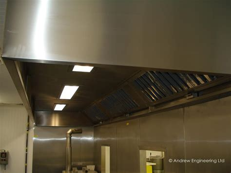 ventilation cuisine kitchen ventilation andrew engineering