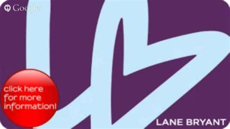 Lane bryant credit card credit. lane bryant credit card - YouTube