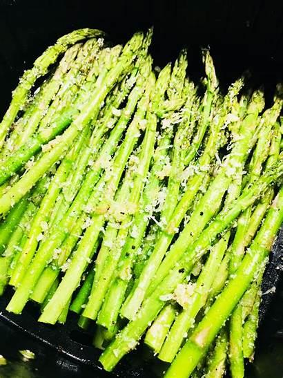 Fryer Air Parmesan Garlic Asparagus Recipes Beans