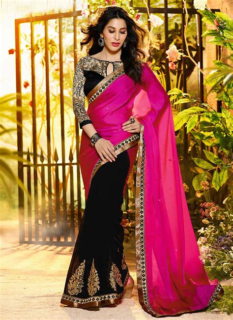 Latest Indian Party Wear Fancy Sarees Designs Collection ...