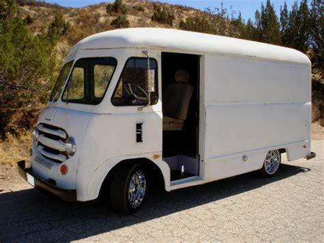 Vintage Bread Truck 1963 Vanette Parcel Delivery Snap-on