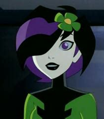 shrinking violet voice legion  superheroes show