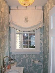 Love this roman shade looks like white linen lined and for Curtains that look like roman shades