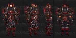Patch 7 2 - Tier 20 Armor Set Models