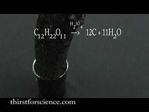 Sugar Snake: Sulfuric Acid and Sugar - YouTube