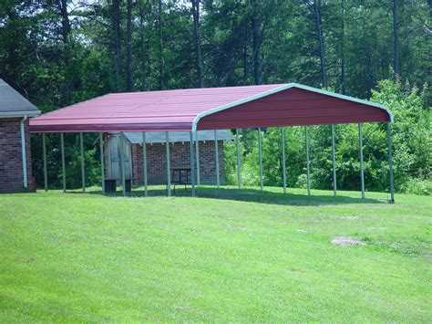 Metal Carport Roof by Mobile Home Metal Roof Cover Awning Carport