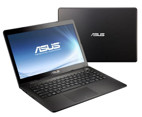 Asus X402ca-wx058h Notebook (black