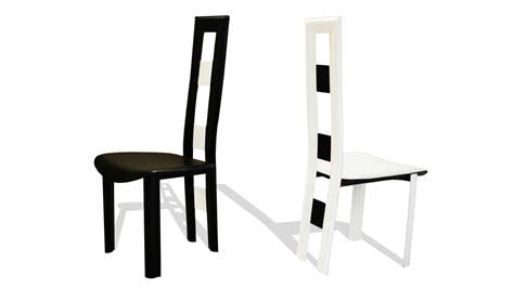 chaise et blanche atlub